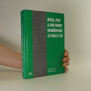 náhled knihy - Mzda, plat a jiné formy odměňování za práci v České republice
