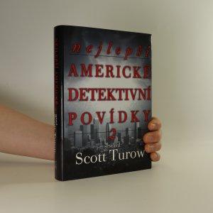 náhled knihy - Nejlepší americké detektivní povídky 2