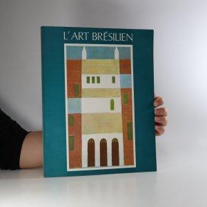 náhled knihy - L'Art Brésilien