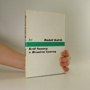 náhled knihy - Král Šumavy a Hraniční kameny