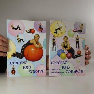 náhled knihy - Cvičení pro zdraví I. a II. (dva sešity)