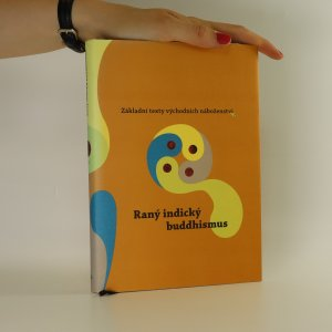 náhled knihy - Raný indický buddhismus