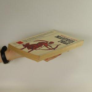 antikvární kniha Martova pole. Svědectví bojišť, 1981