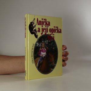 náhled knihy - Anička a její opička Sisi
