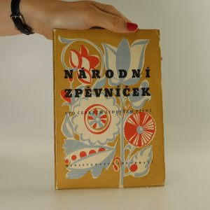 náhled knihy - Národní zpěvníček
