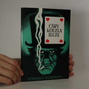 náhled knihy - Čáry, kouzla a iluze