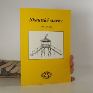náhled knihy - Skautské stavby
