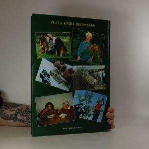 antikvární kniha Zlatá kniha receptáře, 1995