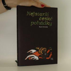 náhled knihy - Nejstarší české pohádky