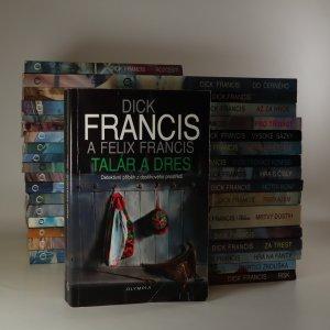 náhled knihy - 35 x Dick Francis (viz foto)
