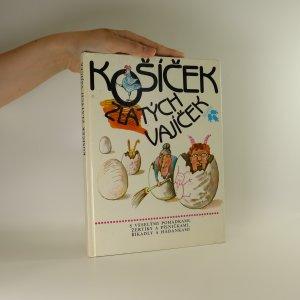 náhled knihy - Košíček zlatých vajíček