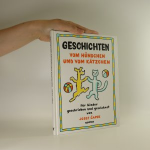 náhled knihy - Geschichten vom Hündchen und vom Kätzchen