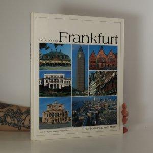 náhled knihy - So schön ist Frankfurt