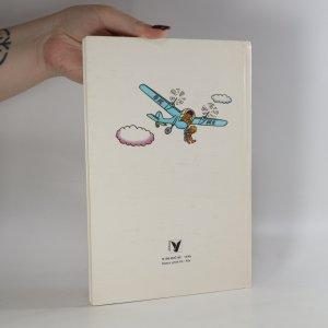 antikvární kniha O letadélku Káněti, 1985