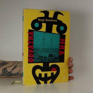 náhled knihy - Odvážná hra