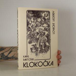 náhled knihy - Klokočka. Lovecké legendy