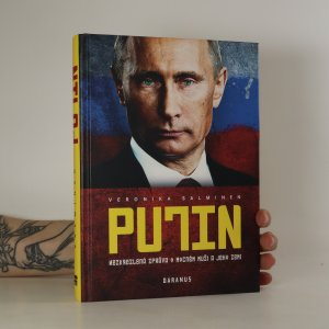 náhled knihy - Putin. Nezkreslená zpráva o mocném muži a jeho zemi