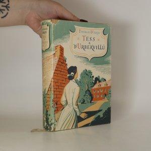 náhled knihy - Tess z d'Urbervillů. Čistá žena