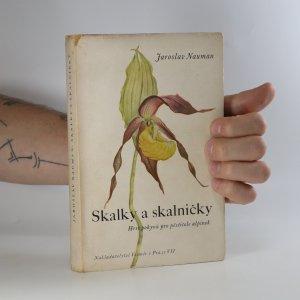 náhled knihy - Skalky a skalničky
