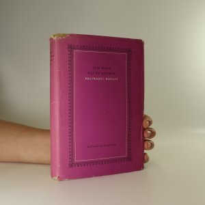 náhled knihy - Bratranec Bazilio