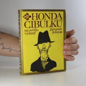 náhled knihy - Honda Cibulků na světlo vydaný