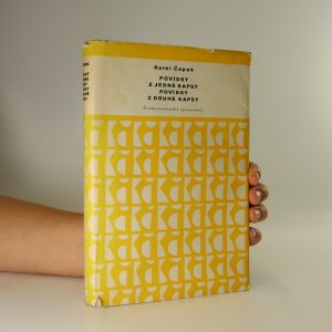 náhled knihy - Povídky z jedné kapsy. Povídky z druhé kapsy