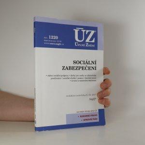 náhled knihy - Zákony o sociálním zabezpečení