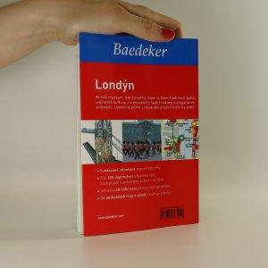 antikvární kniha Londýn, 2009