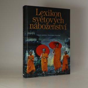 náhled knihy - Lexikon světových náboženství