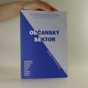 náhled knihy - Občanský sektor