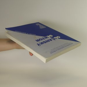 antikvární kniha Občanský sektor, neuveden