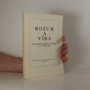 náhled knihy - Rozum a víra