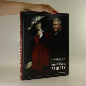 náhled knihy - Velká kniha etikety