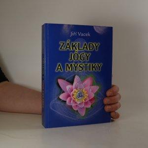 náhled knihy - Základy jógy a mystiky