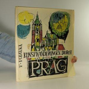 náhled knihy - Kunstwanderungen durch Prag