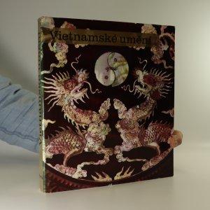 náhled knihy - Vietnamské umění
