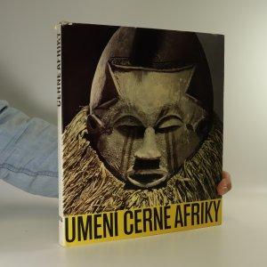 náhled knihy - Umění černé Afriky