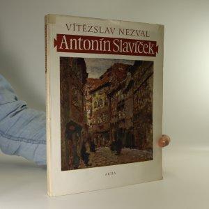 náhled knihy - Antonín Slavíček. Grand peintre tchèque