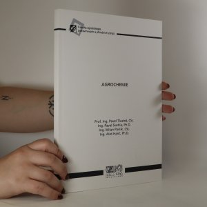 náhled knihy - Agrochemie