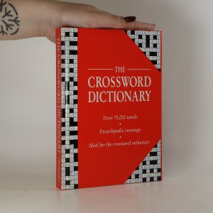 náhled knihy - The Crossword Dictionary