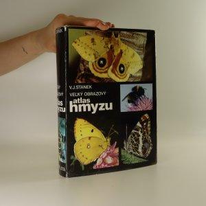 náhled knihy - Veľký obrázkový atlas hmyzu (slovensky)