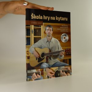 náhled knihy - Škola hry na kytaru