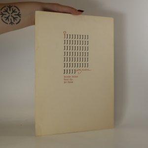náhled knihy - Jubilejní výtisk u příležitosti 65. narozenin akademického malíře a grafika Oty Janečka (podepsáno kontributory, grafiky chybí)