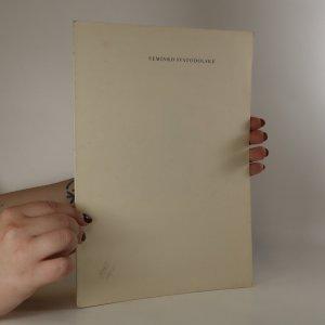 náhled knihy - Semínko zlatodolské