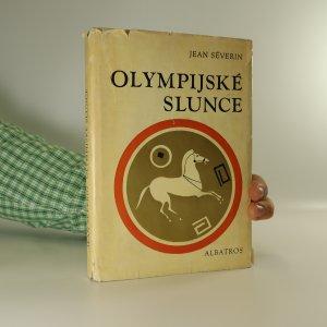 náhled knihy - Olympijské slunce