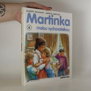 náhled knihy - Martinka malou vychovatelkou