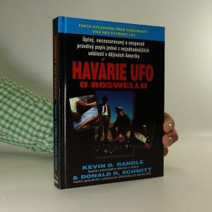 náhled knihy - Havárie UFO u Roswellu