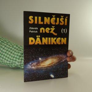 náhled knihy - Silnější než Däniken