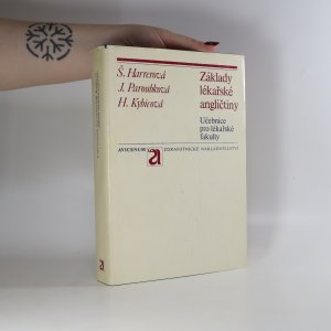 náhled knihy - Základy lékařské angličtiny