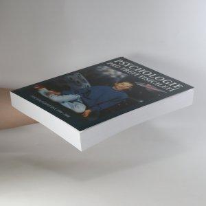 antikvární kniha Psychologie pro třetí tisíciletí, 2000